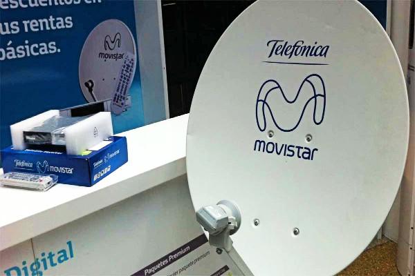 Contrato Movistar por Satelite
