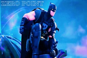 Batman/Fortnite: Zero Point lo nuevo de Epic Games