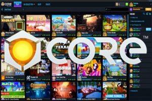 Videojuegos con Core de Manticore Games