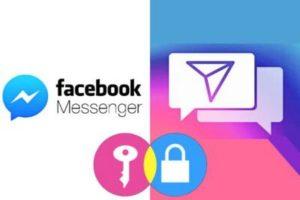 Facebook Messenger e Instagram Direct sin cifrado de extremo a extremo
