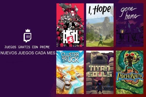 juegos gratis prime gaming de twitch