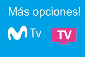 Televisión Movistar: opciones para contratarla