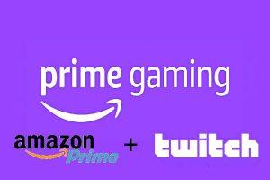 Prime Gaming de Twitch