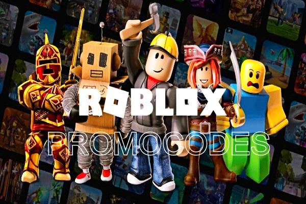Promocodes de Roblox
