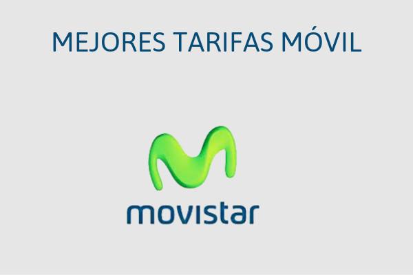Tarifas móvil Movistar