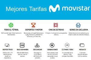 Oferta Movistar: Las mejores tarifas