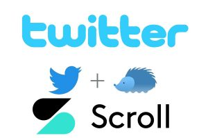 Twitter adquiere Scroll
