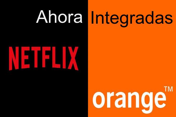 Netflix Orange