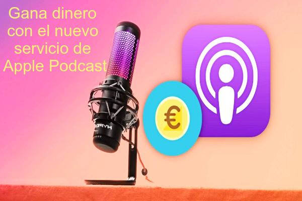 Suscripción a sistema de podcasts apple