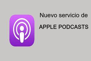 Sistema de Podcasts Apple