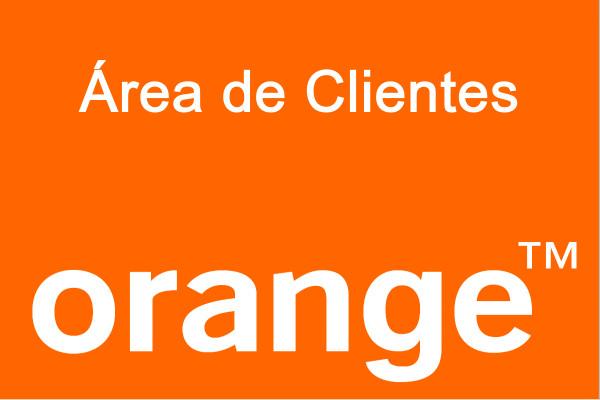 Área de clientes Orange