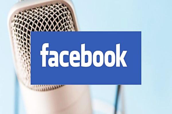 Funciones de Facebook apuesta por podcasts