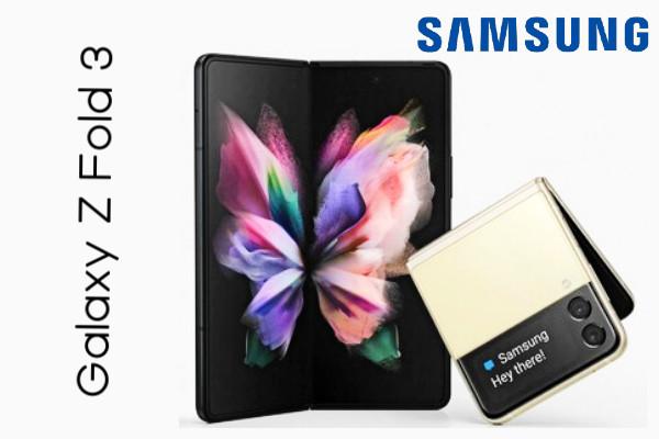 Nuevo móvil plegable de Samsung