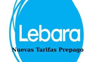 Tarifas Prepago de Lebara