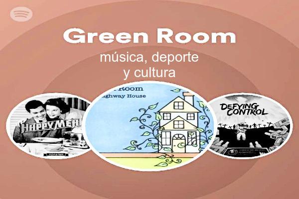 Música Spotify GreenRoom