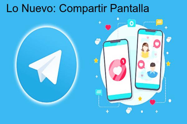 Telegram supera a WhatsApp compartiendo pantalla