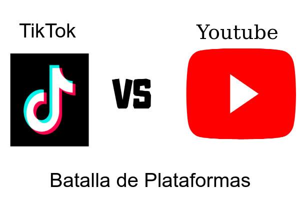 YouTube compite con TikTok