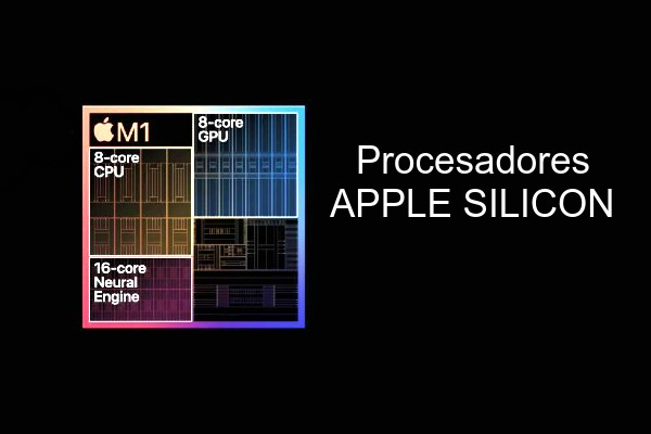 Procesadores Apple Silicon
