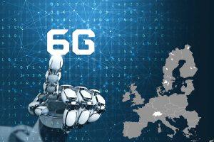Conectividad 6G en Europa