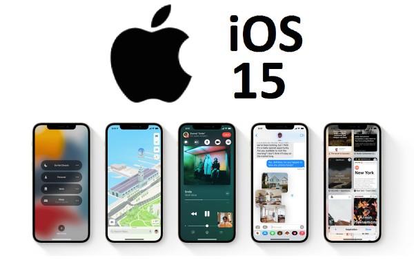 Apple lanza iOS 15