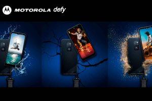 Motorola Defy: un móvil resistente