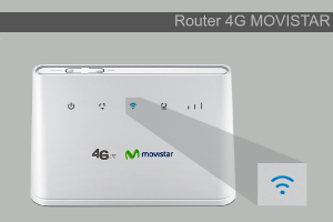 Router 4g movistar: Todo lo que ofrece