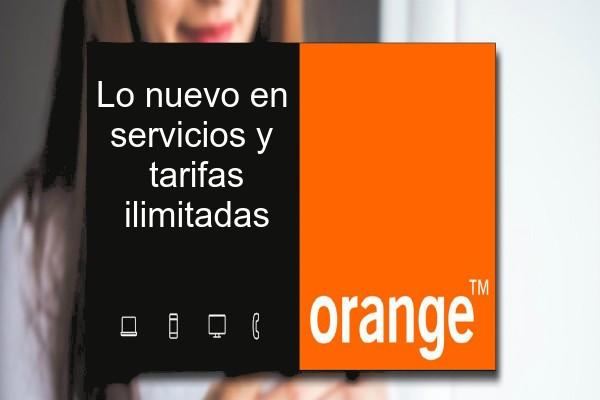 Orange clientes