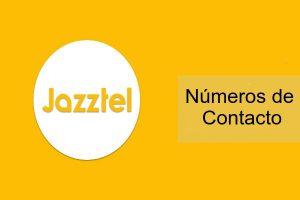 Formas de contactar con Jazztel número