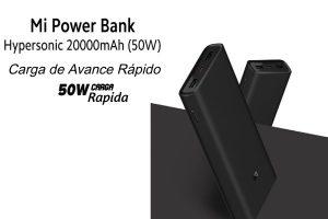 Mi Power Bank Hypersonic: Novedosa Batería Xiaomi