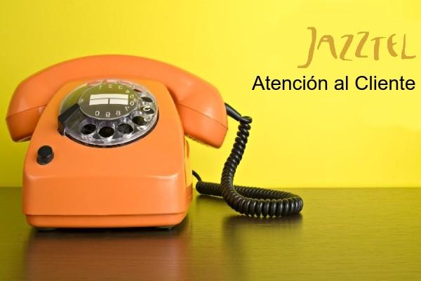 Jazztel atención al cliente