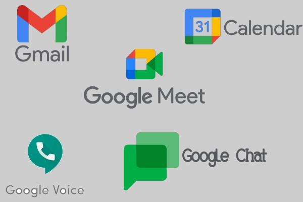 Herramientas de comunicación Google