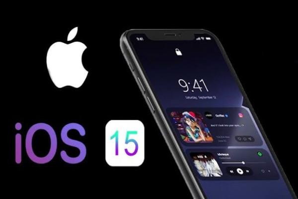 iPhone 13 iOs 15