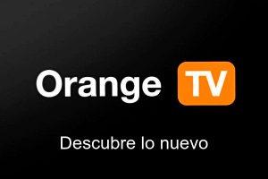 Orange TV con las mejores tarifas