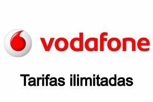 Llamadas y datos ilimitados Vodafone