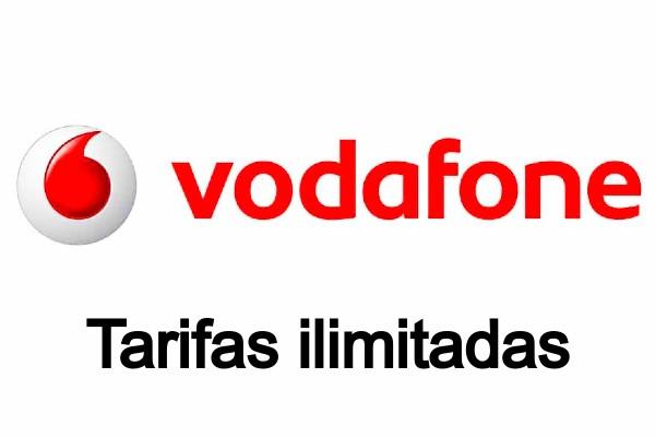 Datos ilimitados Vodafone