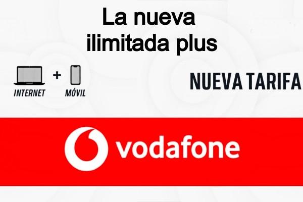 Vodafone ilimitada plus