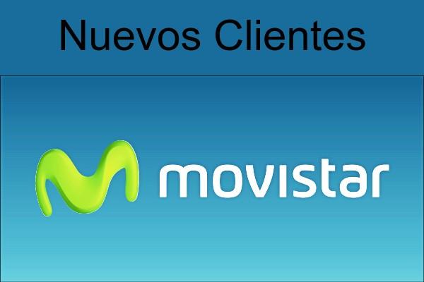 Nuevos clientes Movistar